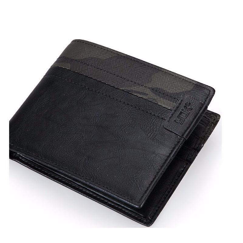 Bóp da nam cao cấp Yok 1965