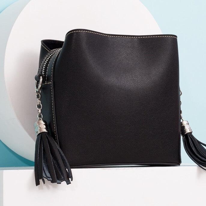 Túi đeo chéo nữ đẹp hàng hiệu Julan 2405