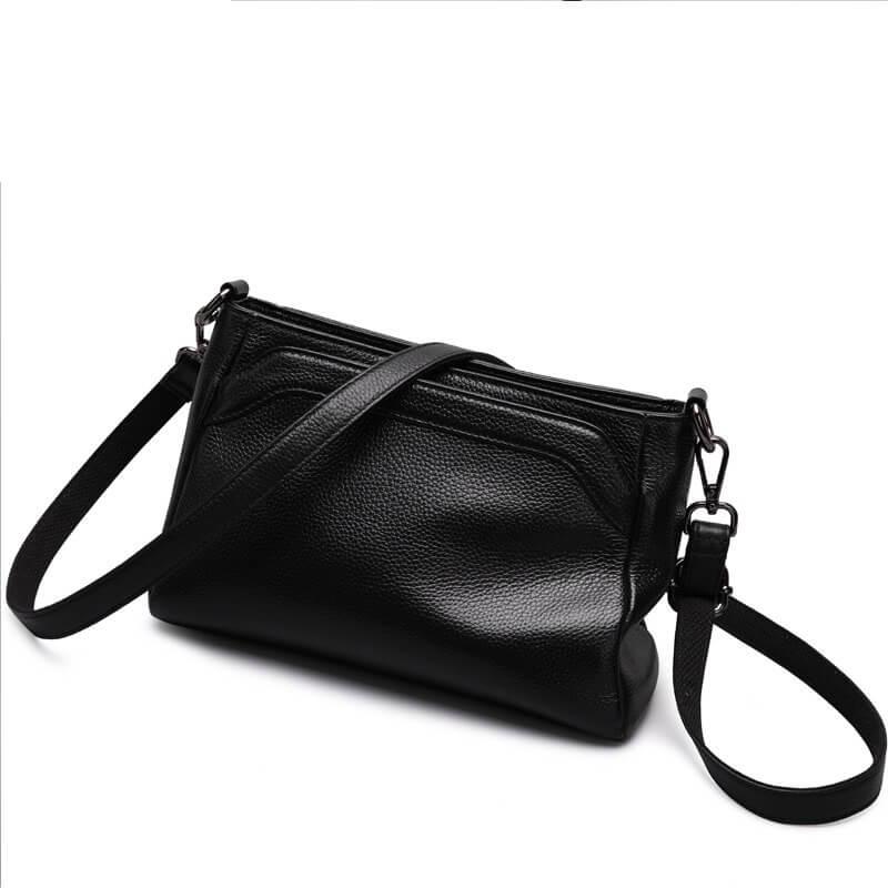 Túi xách đeo chéo da bò thiết kế đơn giản BLD 2329
