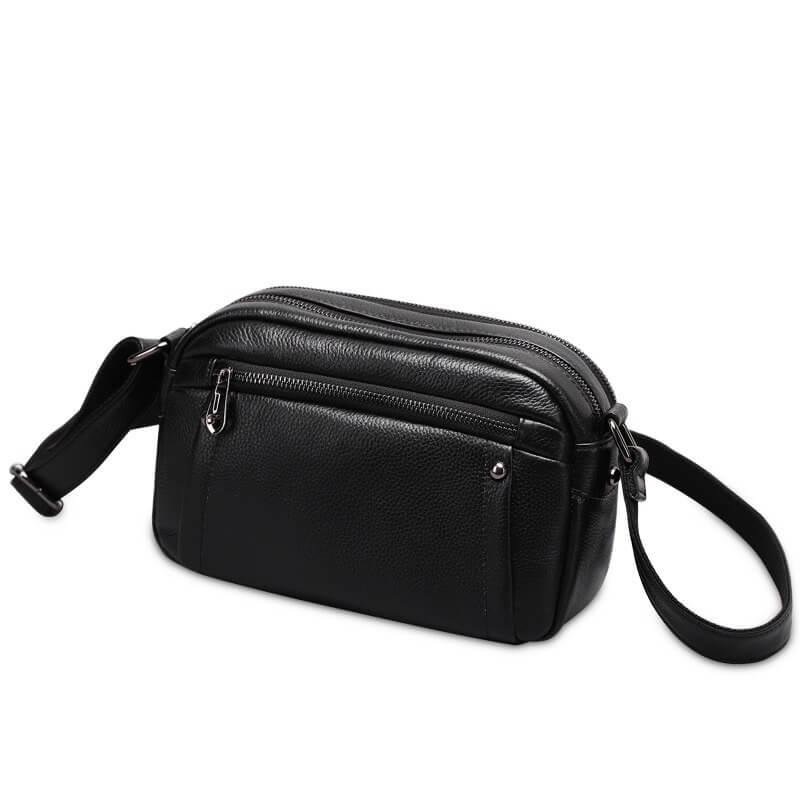 Túi xách nữ da bò mềm cao cấp đeo chéo đơn giản BLD 2345