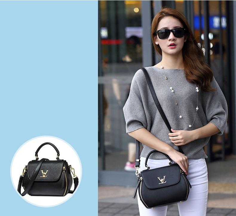 Túi xách nữ đeo chéo đẹp hàng hiệu cao cấp FSM 2274