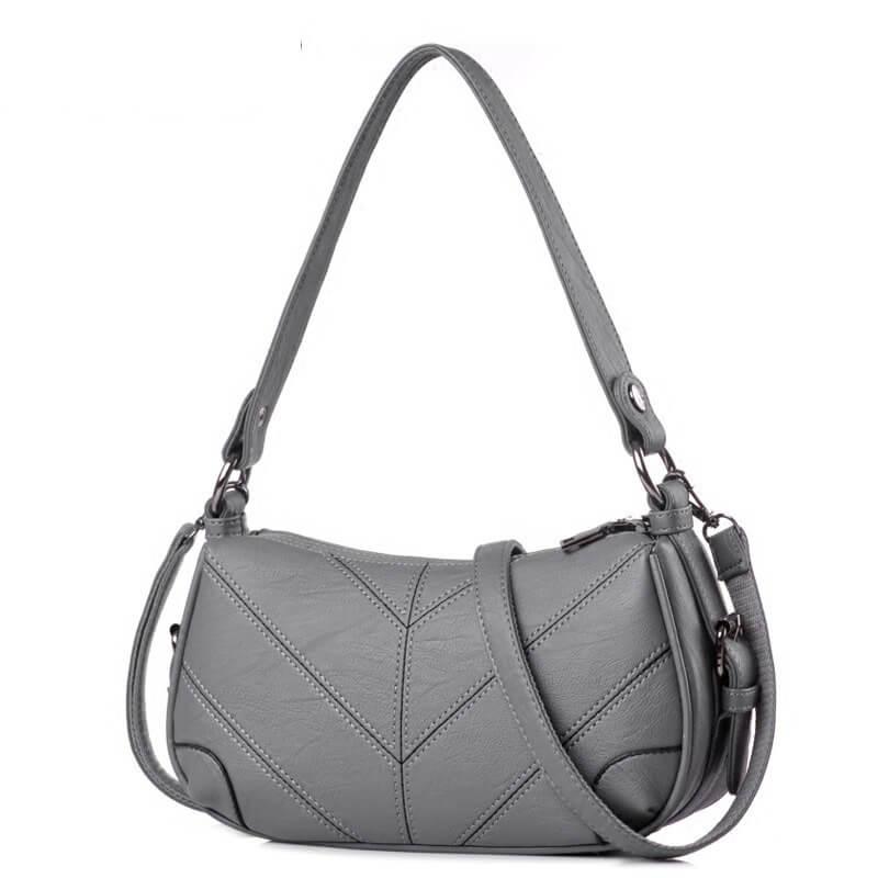 Túi xách nữ mềm đeo chéo đơn giản Tifan 2347